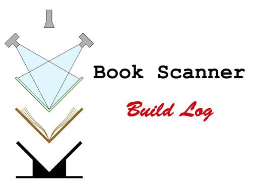 Snailworks Bookscanner Build Log